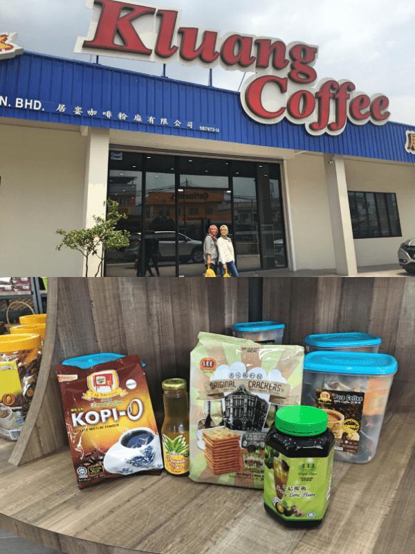 Kluang Coffee Powder Factory Johor