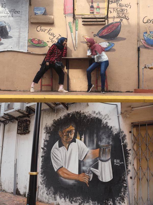 Kluang Street Art Johor