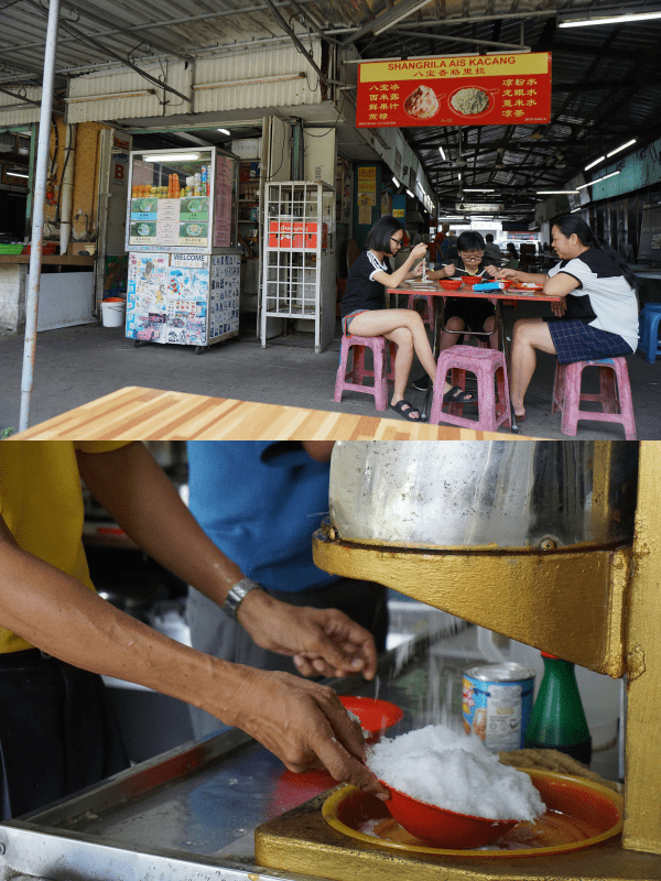 Kluang Johor Shangrila Ais Kacang
