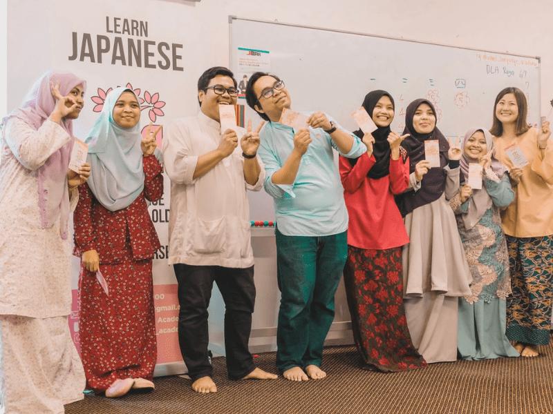 Dreams Language Academy (DLA) Japanese Language Class