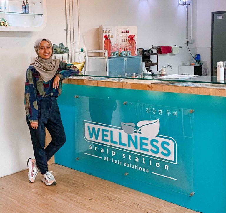 Wellness Scalp Station