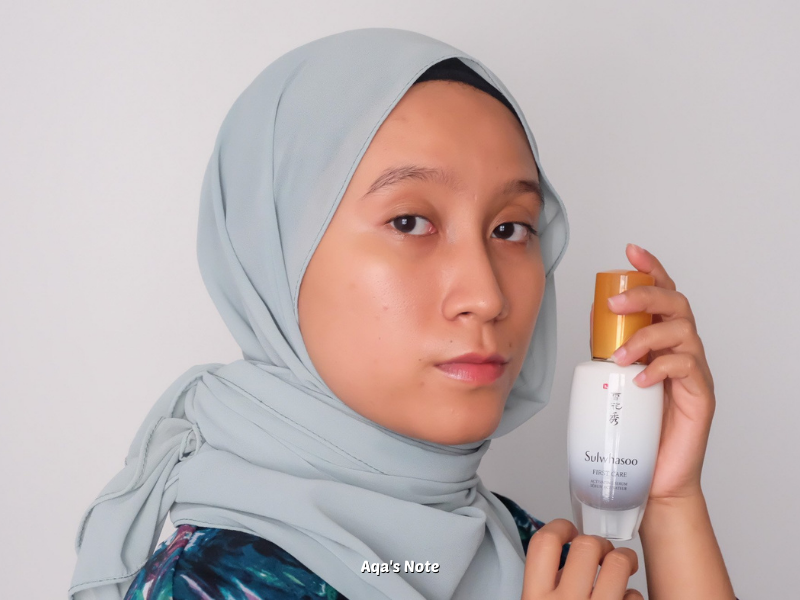 New Sulwhasoo First Care Activating Serum Aqa's Note
