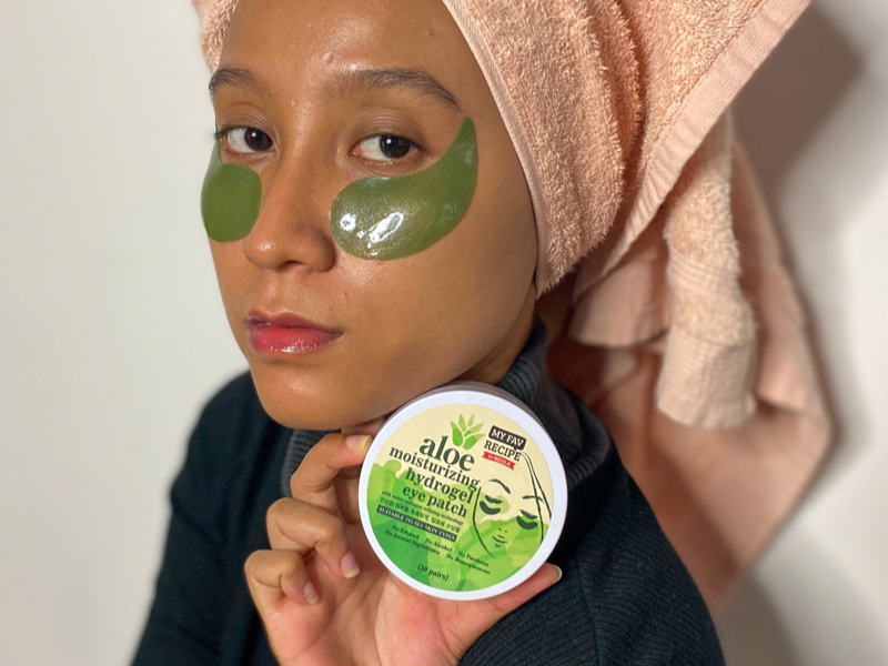 Neula Aloe Moisturizing Hydrogel Eye Patch