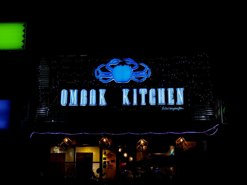 Ombak Kitchen Bangsar