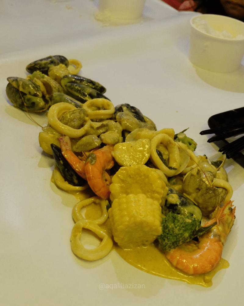 Ombak Kitchen Bangsar Buttermilk Curry