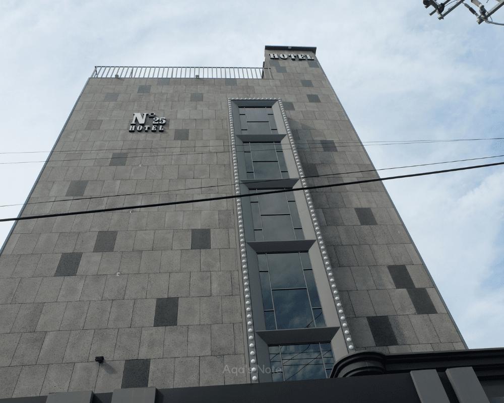 Hotel No.25 Sasang 넘버25 호텔 사상모라점