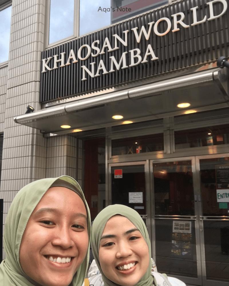 Khaosan World Namba Osaka Japan