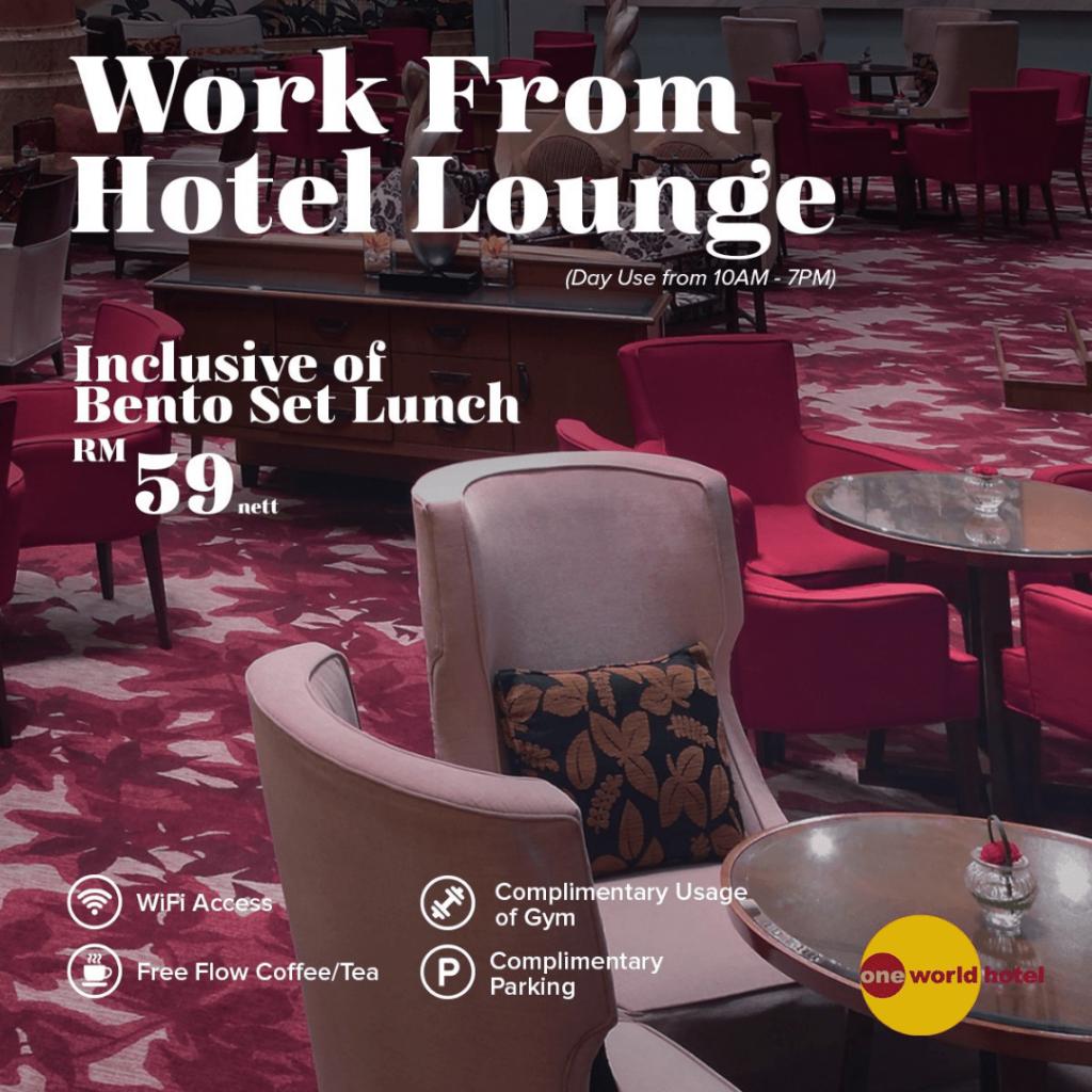 One World Hotel Petaling Jaya Work From Hotel Selangor