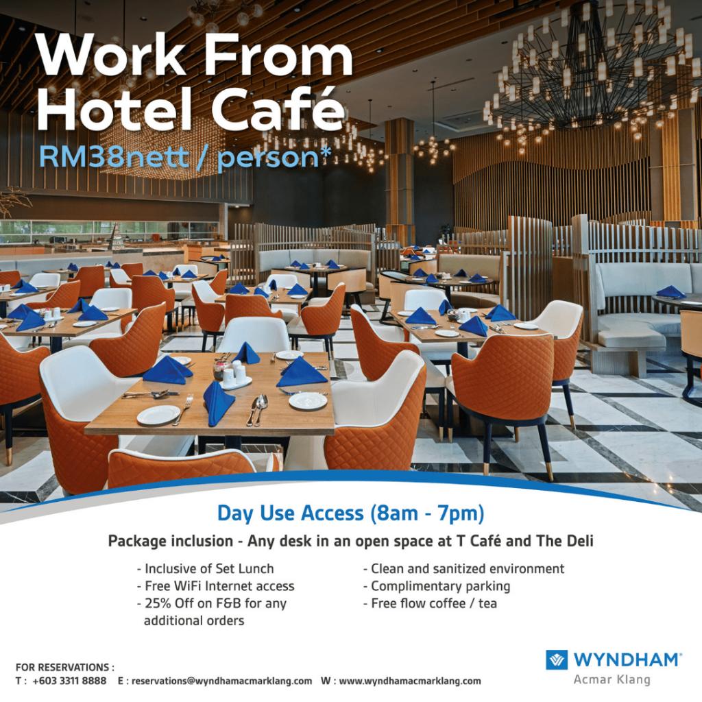 Wyndham Acmar Klang Work From Hotel Selangor