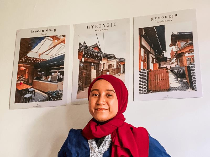 gayaseoul merchandise posters postcards