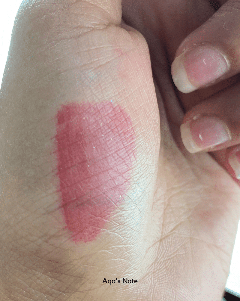 Unleashia Non-Sticky Dazzle Tint N°4 Humming
