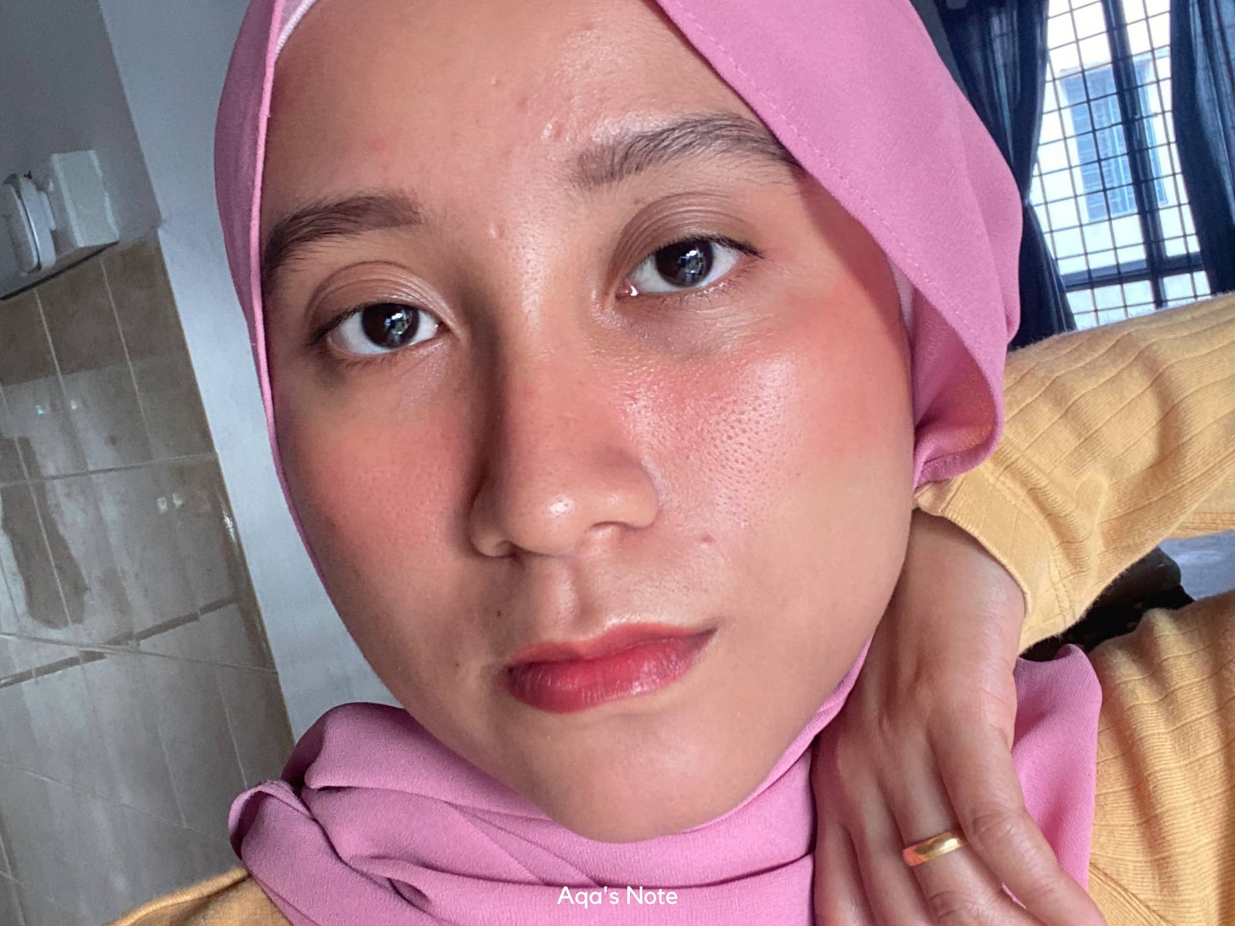 Morning Skincare Routine Aqalili