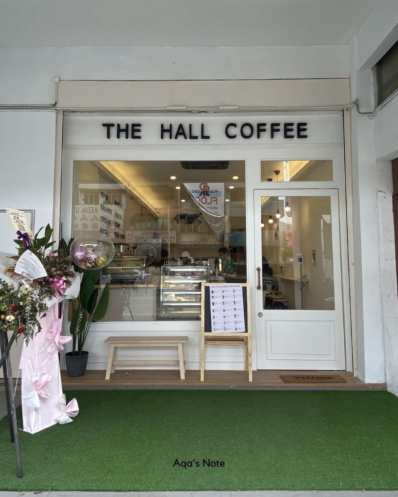 The Hall Coffee Kepong