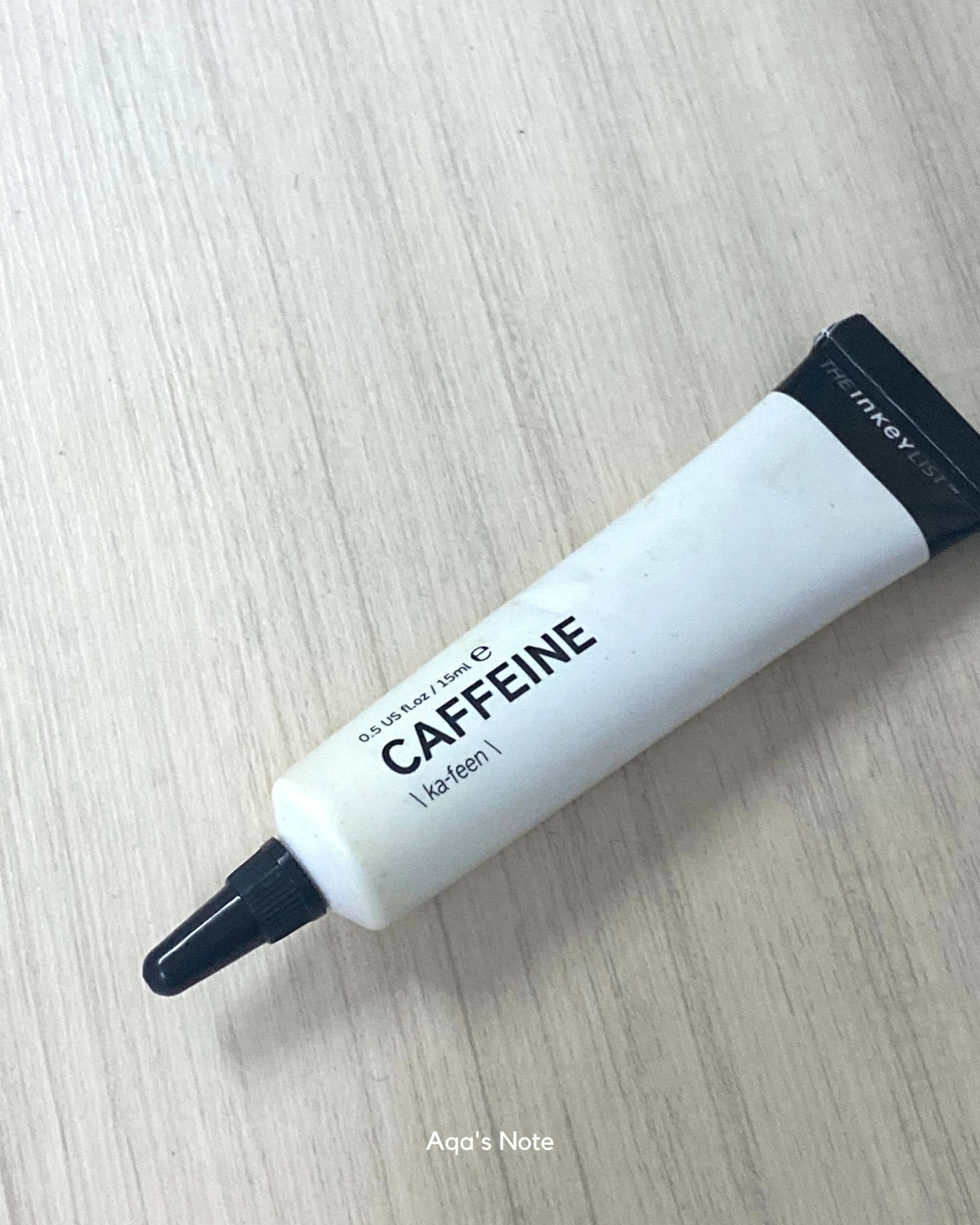 The Inkey List Caffeine