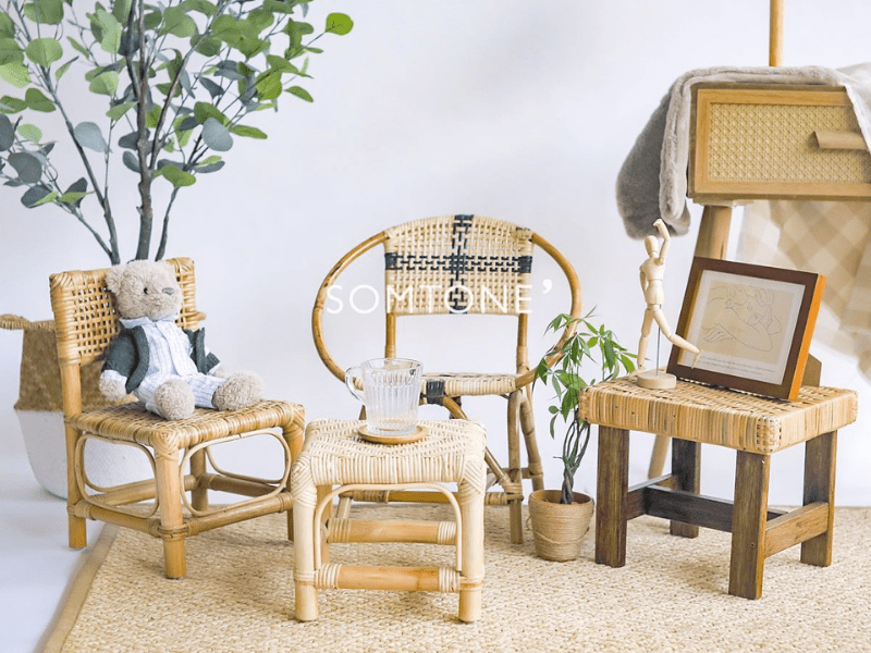 SomTone Studio Rattan Furniture Malaysia