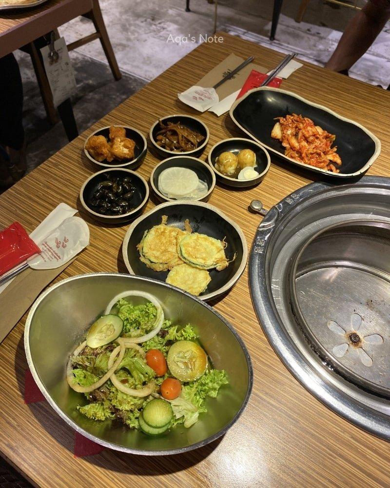 sweetree ampang bbq set
