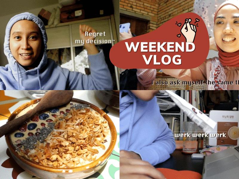 Aqasnote Weekend Vlog Youtube Aqa's Note