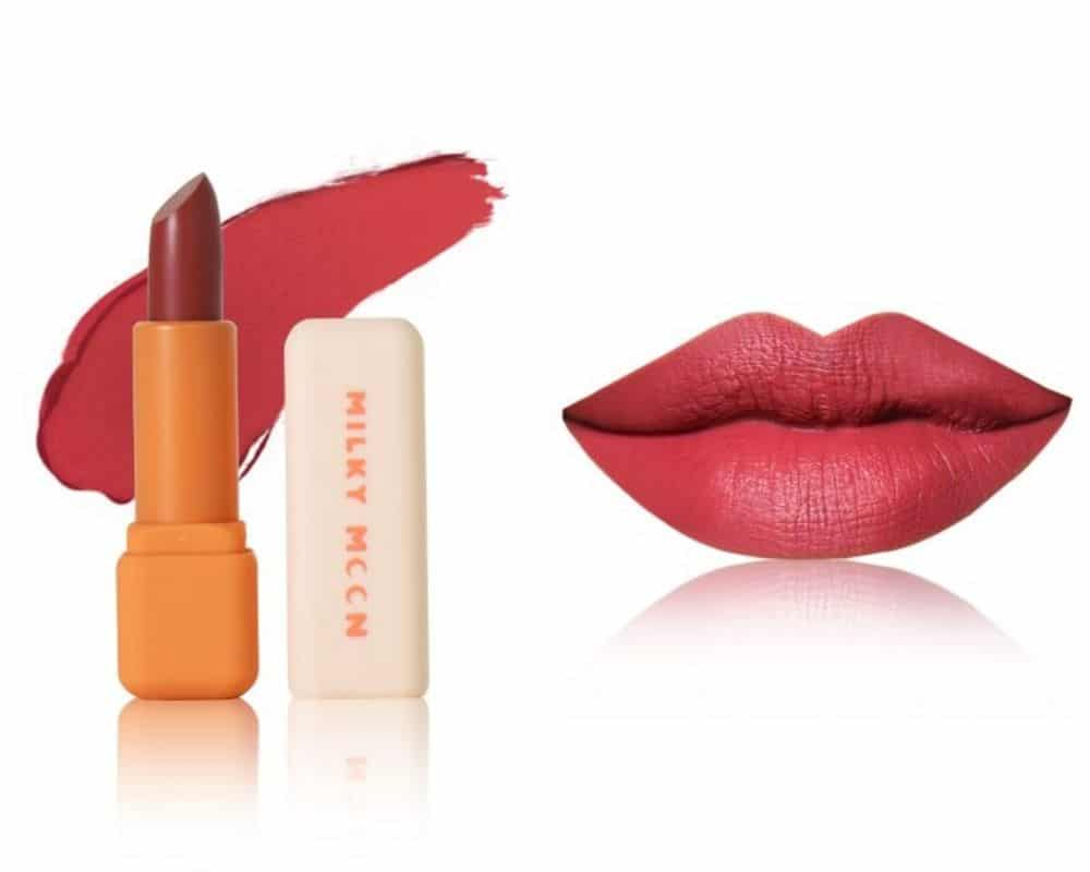 Milky Moon Cosmetics Clara Soft Matte Lipstick