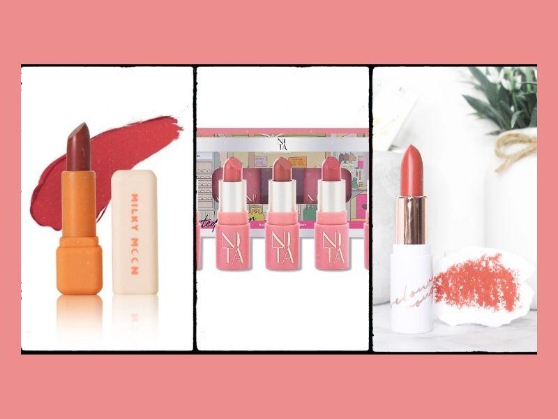 Nita Cosmetics, IFX Cosmetics, Milky Moon Cosmetics
