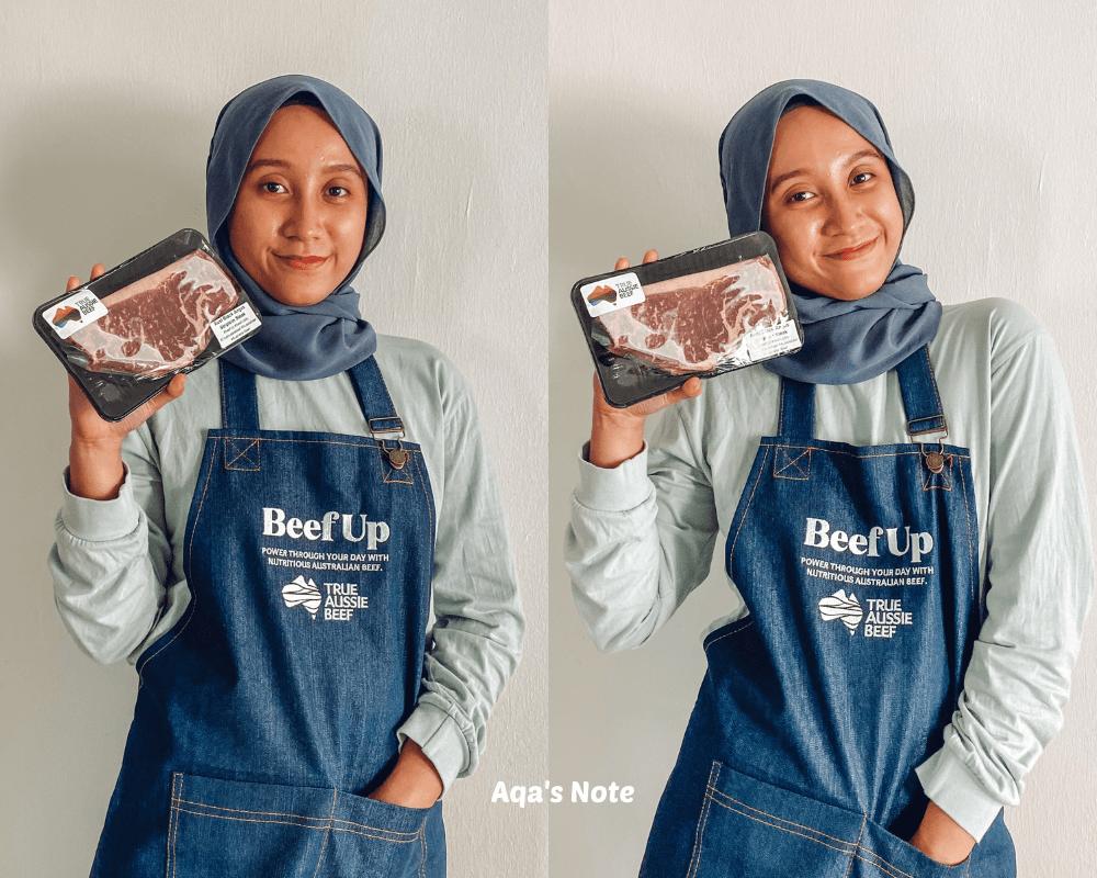 Australian Beef Aqa's Note